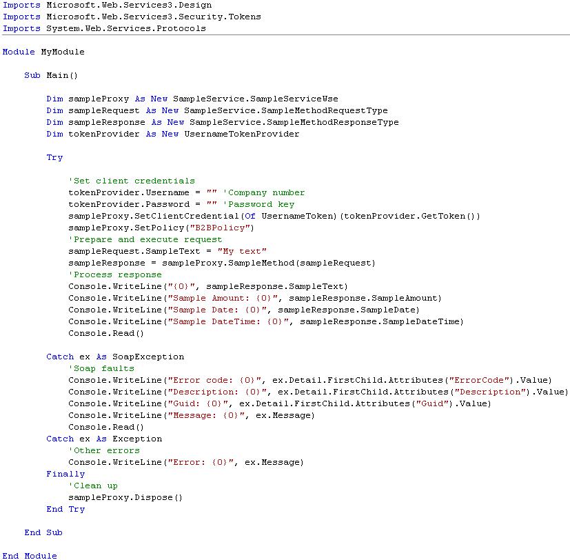PayEx Developer Portal - Common implementations manual